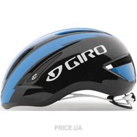 Giro Air Attack Black/Blue M