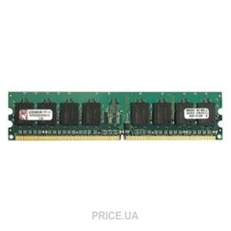 Фото Kingston 2GB DDR2 800MHz (KVR800D2N6/2G)