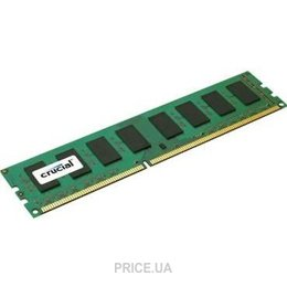 Фото Crucial 2GB DDR2 800MHz (CT25664AA800)