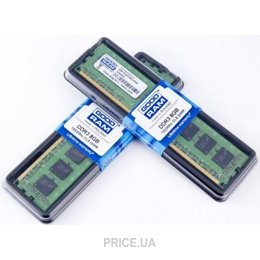 Фото GoodRam 8GB DDR3 1333MHz (GR1333D364L9/8G)