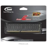 Фото TEAM 8GB DDR3 1333MHz (TED38G1333C901)