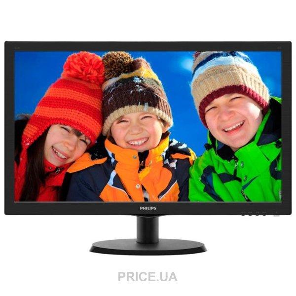 83b0224a4afdba Philips 223V5LSB2: Купить в Чернигове - Сравнить цены на мониторы ...