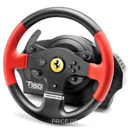 Фото Thrustmaster T150 Ferrari Wheel with Pedals