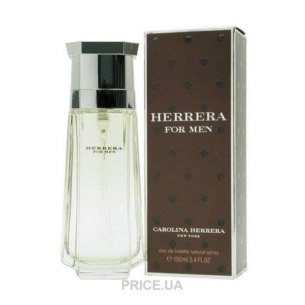 Carolina Herrera Herrera For Men EDT  Купить в Украине - Сравнить ... 53781b813ce87