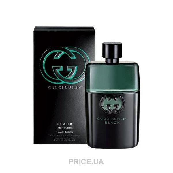 Gucci Guilty Black Pour Homme Edt купить в украине сравнить цены