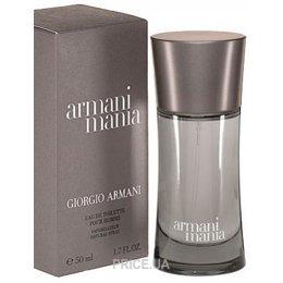 Giorgio Armani Armani Mania EDT · Мужскую парфюмерию Giorgio Armani Armani  Mania EDT. Тип - туалетная вода ... 063ce4a9d53a3