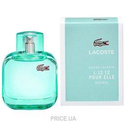 Pour Elle Natural EDT · Женскую парфюмерию Lacoste Eau de L.12.12. Pour  Elle Natural EDT d2c6d5ea330
