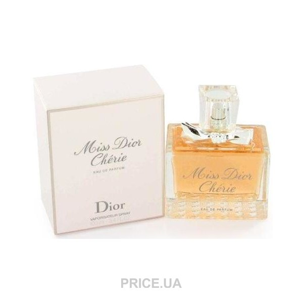 86f7046f771c Парфюмированная вода (EDP) Miss Dior Cherie EDP ➔ купить в Харькове ...
