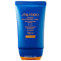 Фото Shiseido Sun Protection Cream SPF 50 60ml