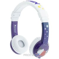 BuddyPhones Foldable Pama, Purple (BP-MN-PAMA)