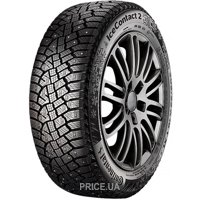 Фото Continental ContiIceContact 2 (255/45R19 104T)