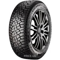 Фото Continental ContiIceContact 2 (205/70R15 96T)