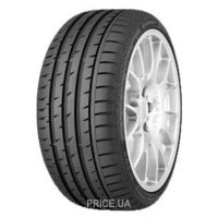 Фото Continental ContiSportContact 3 (245/45R19 98W)