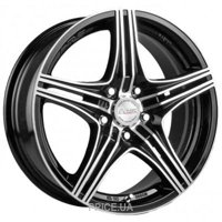 Фото Racing Wheels H-464 (R14 W6.0 PCD4x100 ET38 DIA67.1)