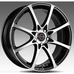 Фото Racing Wheels H-480 (R15 W6.5 PCD4x100 ET38 DIA67.1)