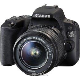 Цифровой фотоаппарат Canon EOS 200D Kit · Цифровой фотоаппарат Цифровой  фотоаппарат Canon EOS 200D Kit e9495fcad517f