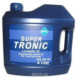 ARAL SuperTronic Longlife III 5W-30 4л