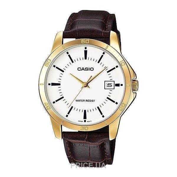 Casio MTP-V004GL-7A  Купить в Киеве - Сравнить цены на наручные часы ... fd5f834d751
