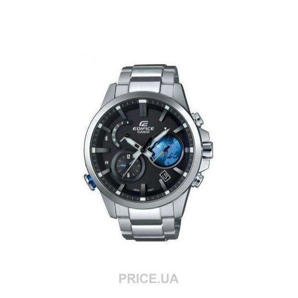 Casio EQB-600D-1A2  Купить в Украине - Сравнить цены на наручные ... 4178f785b87