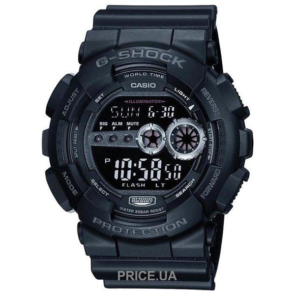 6afb60f5e9ca Casio GD-100-1B: Купить в Украине - Сравнить цены на наручные часы ...