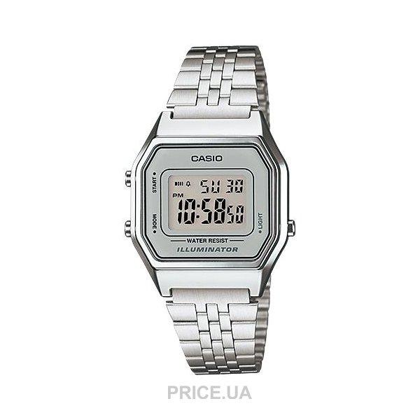 d790143d Casio LA-680WA-7: Купить в Украине - Сравнить цены на наручные часы ...