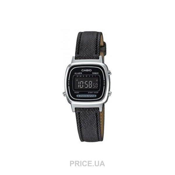 653934f3 Casio LA-670WL-1B: Купить в Киеве - Сравнить цены на наручные часы ...