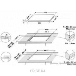 варочная панель Whirlpool Smo 658 C Bt Ixl купить в украине сравнить цены магазинов Price Ua