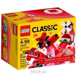 895a07037a65 ... Конструктор детский Конструктор LEGO Classic 10707 Красный набор для  творчества