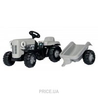 Rolly Toys RollyKid-X Little Grey Fergie (014941)
