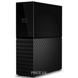 Фото Western Digital My Book 4TB (WDBBGB0040HBK)