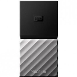 Western Digital My Passport 512GB USB-C (BK3E5120PSL-WESN)