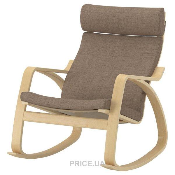 Ikea Poang кресло качалка 69900866 купить в полтаве сравнить