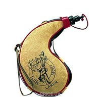 Фото LAKEN Leather canteen 1 L