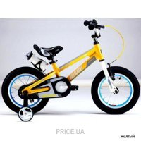 Фото Royal Baby RB16-17 Freestyle Space №1 Alloy Alu 16