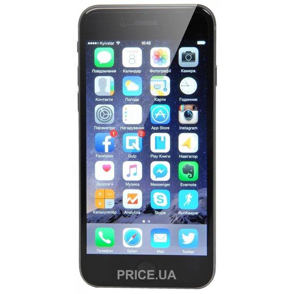 Apple iPhone 6 16Gb  Купить в Украине - Сравнить цены на мобильные ... 0da1805b85218