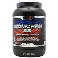 Фото APS Nutrition Isomorph 28 908 g (27 servings)