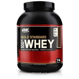 Optimum Nutrition 100% Whey Gold Standard 2273 g (76 servings)