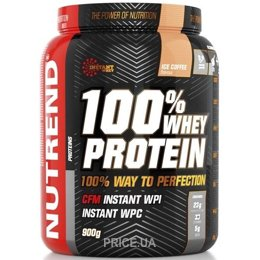 Фото Nutrend 100% Whey Protein 900 g (30 servings)