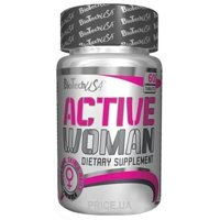 Фото BioTech Active Woman 60 tabs