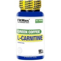 Фото FitMax Green Coffee L-Carnitine 60 caps