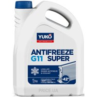 Фото Yuko Antifreeze -40 (Super G11) 5