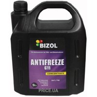 Фото Bizol COOLANT G11 concentrate 5л