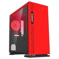 Фото GameMax H605 Expedition Red (EXPEDITION RD)