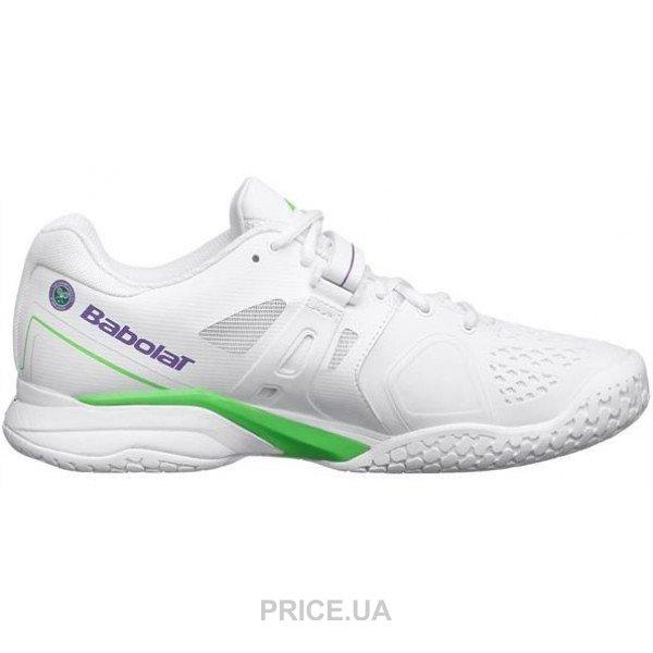1e1a134e Babolat Propulse BPM All Court Wimbledon M White/Green (30S1576-150 ...