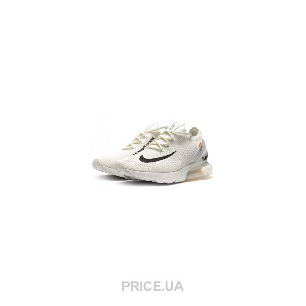 Nike Мужские кроссовки Nike Air Max 270 x OFF WHITE белые E13752 ... b203eee9c2035