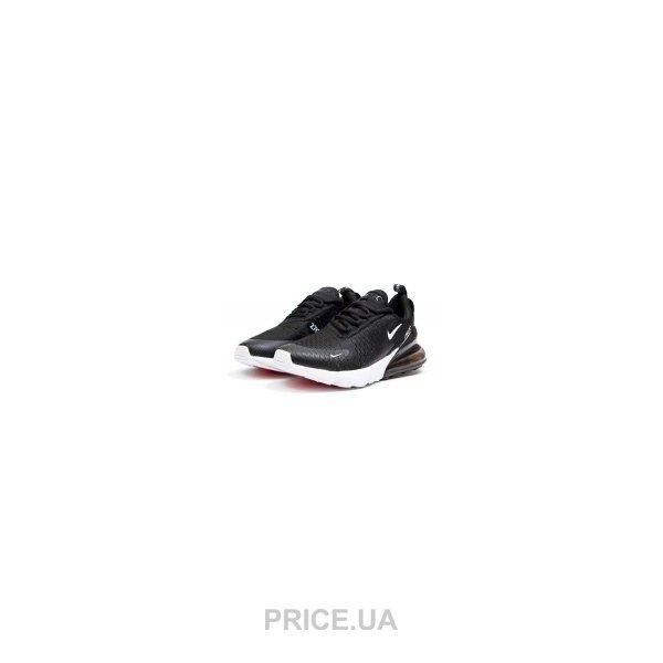 18f6e6b6 Nike Мужские кроссовки Nike Air Max 270 черные с белым E14532 / 92639. 0.0.  цены в Украине