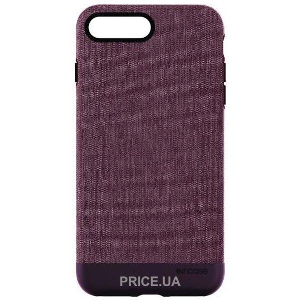 af6450c14 Чехол для мобильного телефона Incase Textured Snap for iPhone 7 Heather  Deep Red (INPH170241-