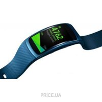 Фото Samsung Gear Fit 2 (Blue)