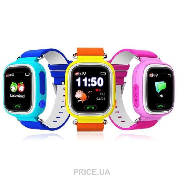 Отзывы о Smart Baby Watch Q100 от пользователей  c81064582a93f