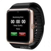 Фото UWatch Smart GT08 (Gold)